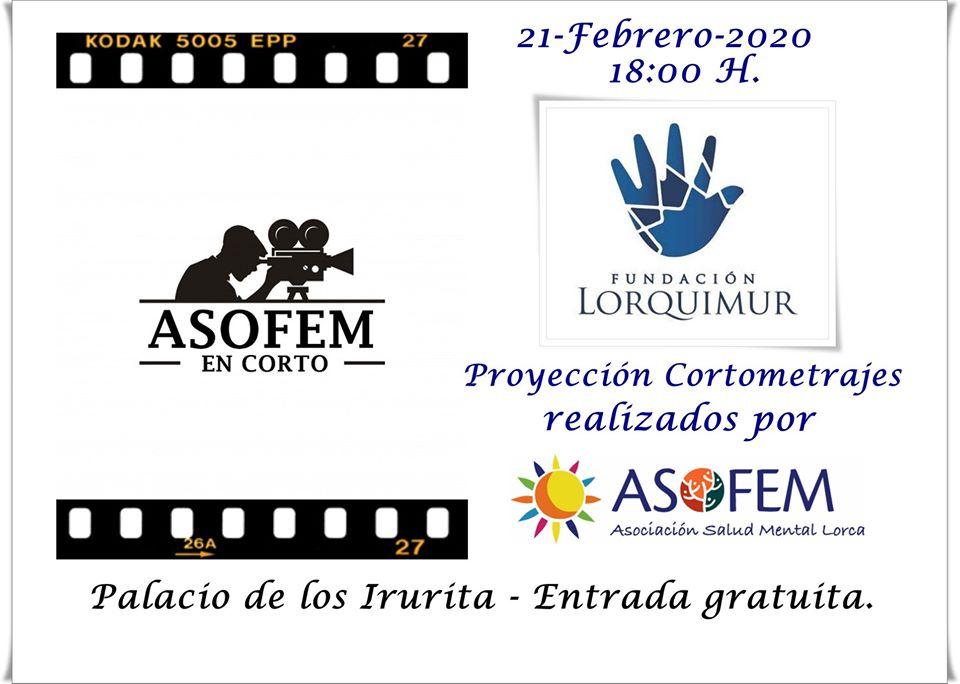 Proyección de cortometrajes – ASOFEM