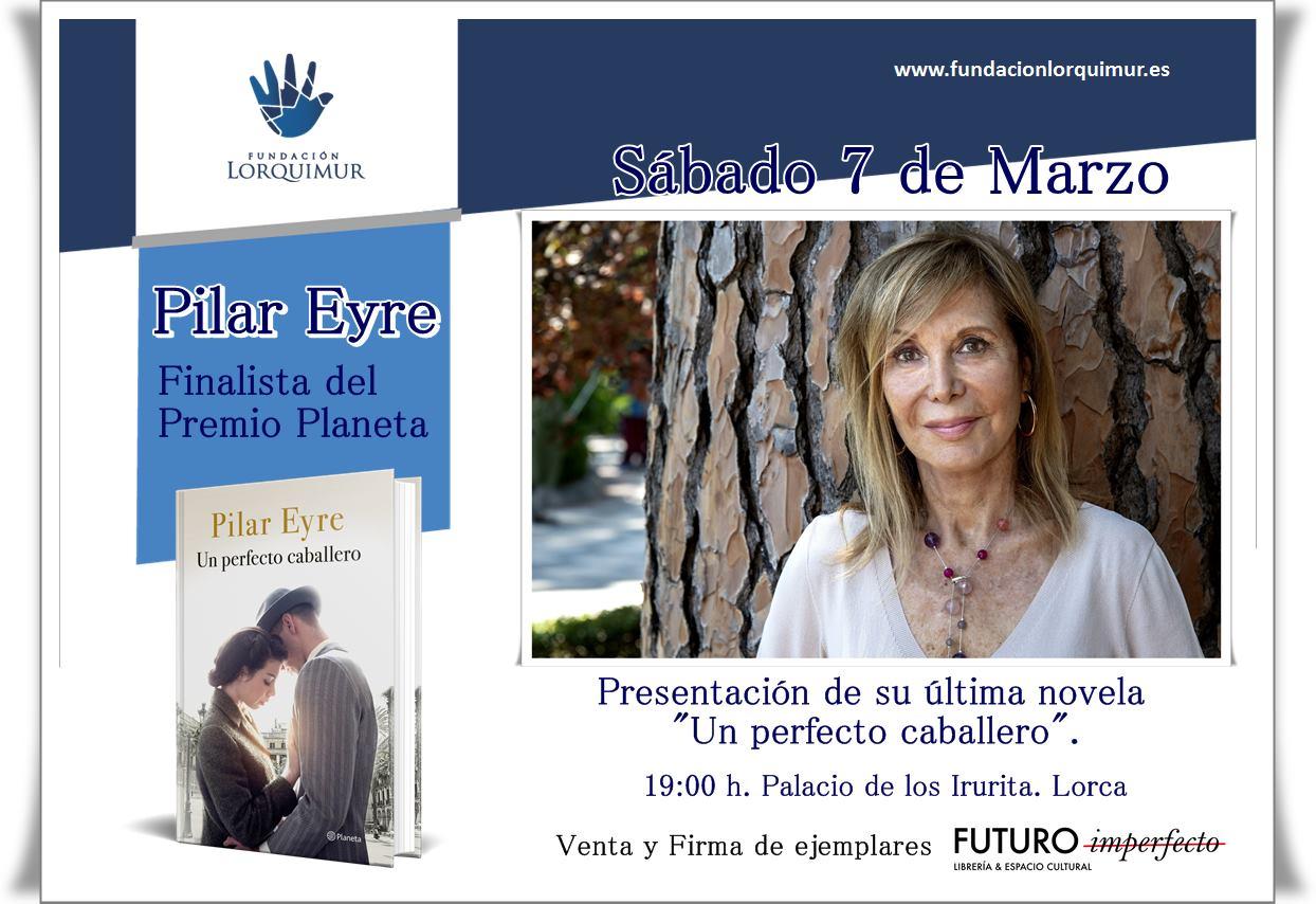Presentación libro Pilar Eyre