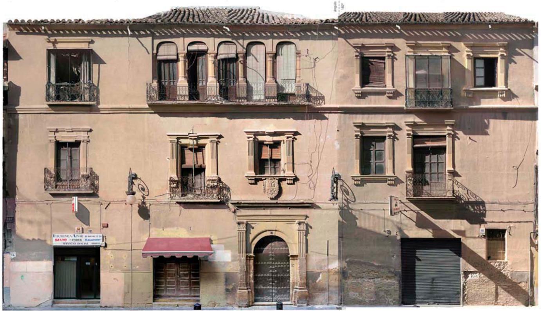 Restauración y rehabilitación de la Casa de los Irurita
