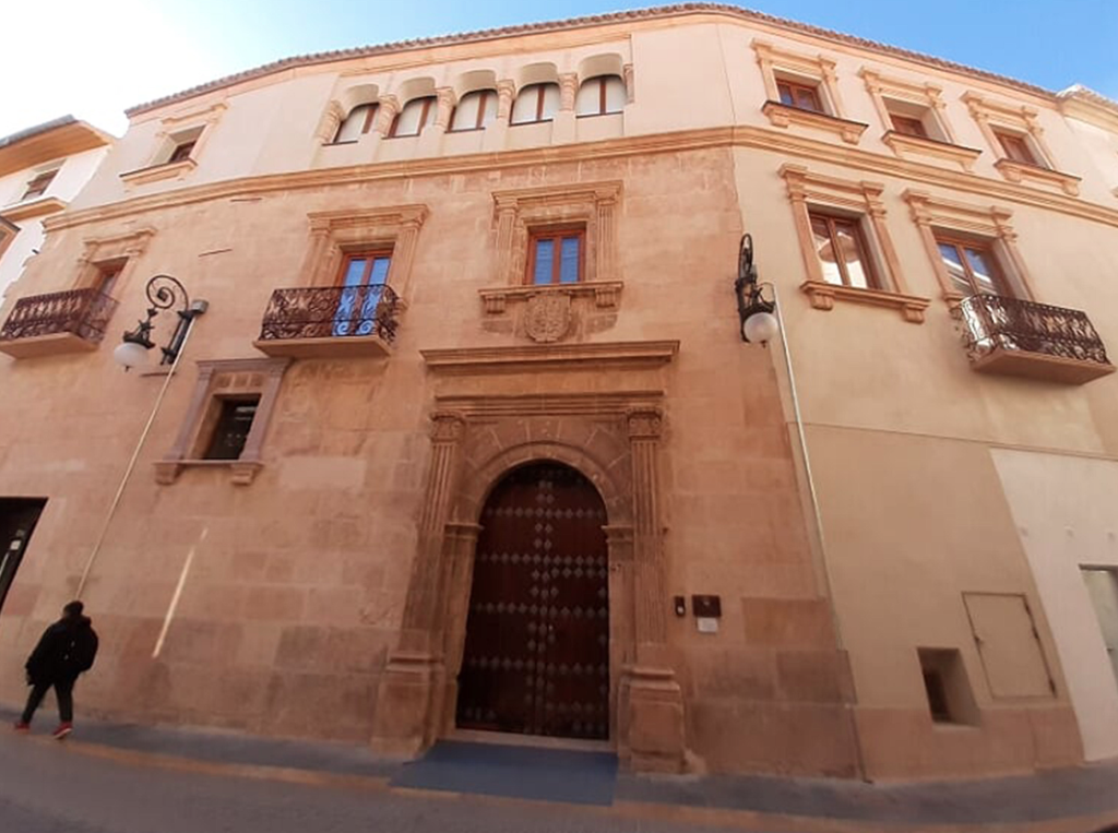 Palacio de los Irurita