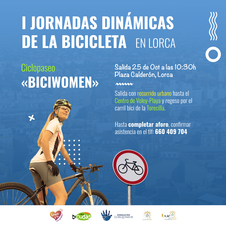 Fundación_jornada biciwomen