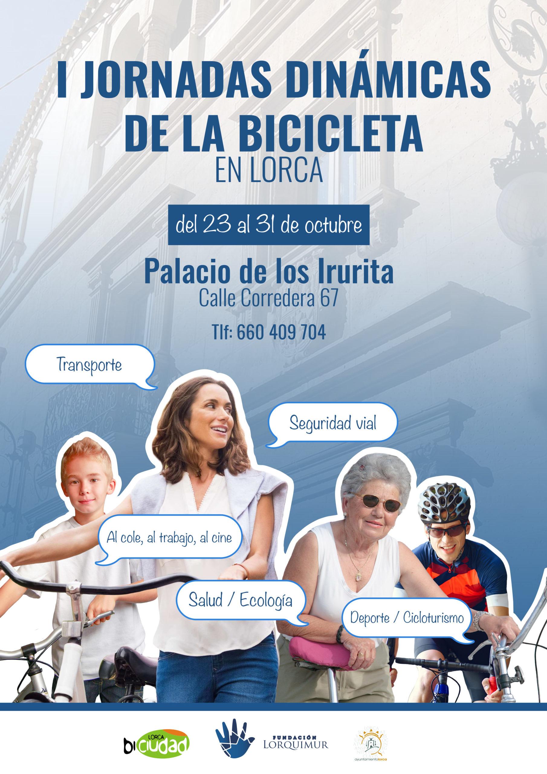 «Bicita» guiada Monumental por la Lorca Histórica