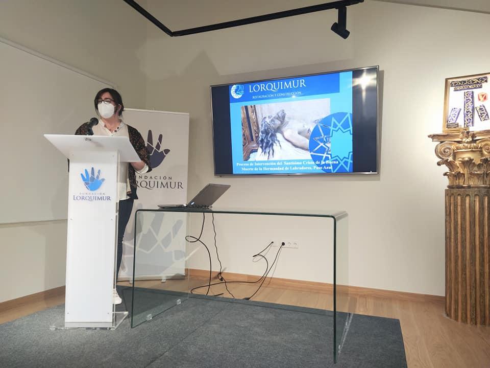 Conferencia Lucía Rueda Quero