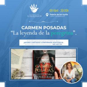 Presentación del libro de Carmen Posadas