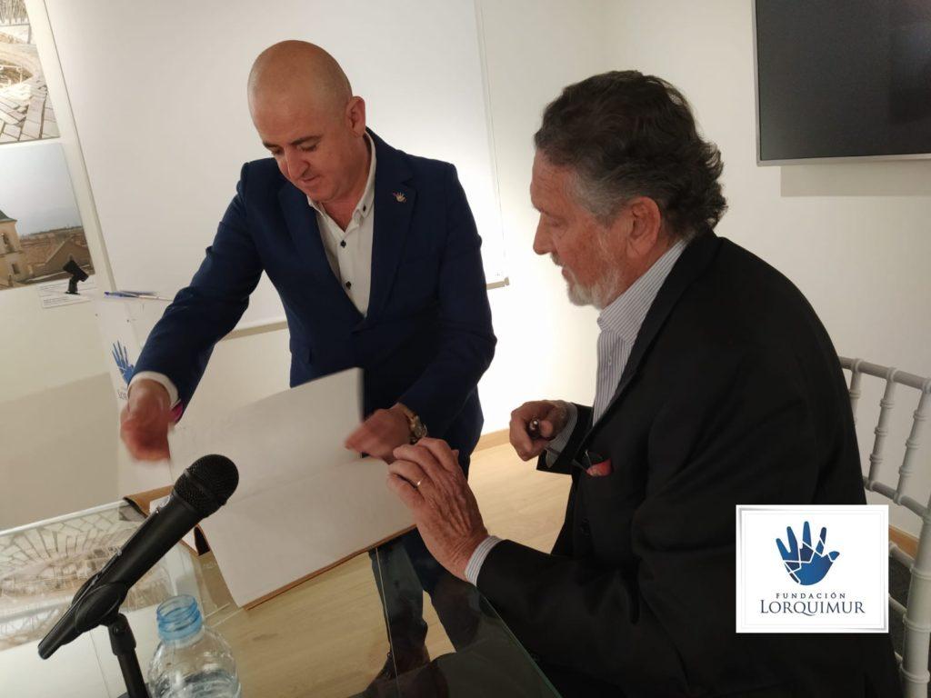 Presentación del libro de Fernando Schwartz