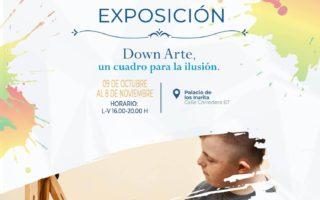 Exposición DownArte Un Cuadro Una Ilusión